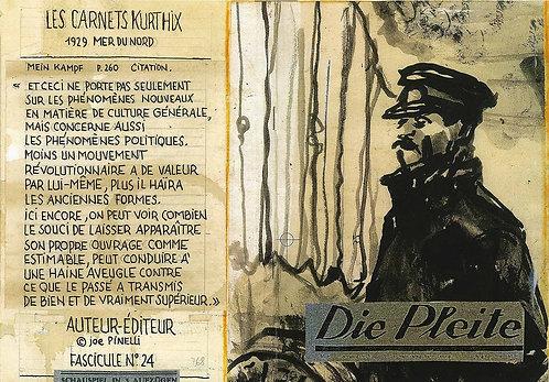 Les Carnets Kurt Hix - Fascicule 24 (eBook)