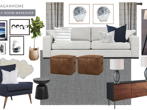 #SalaganHome Family Room - Inspiration