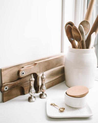 Kitchen Styling - Etobicoke Kitchen