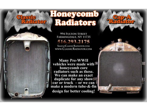 Honeycomb Radiators and Cellular Heaters & Radiators