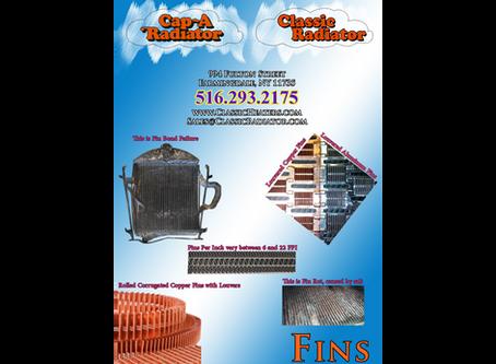 Radiator Construction — Part II — Radiator Fins