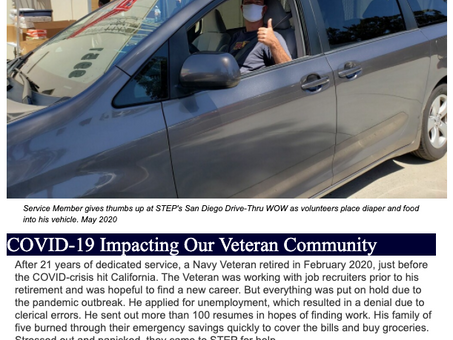 STEP May 2020 Newsletter