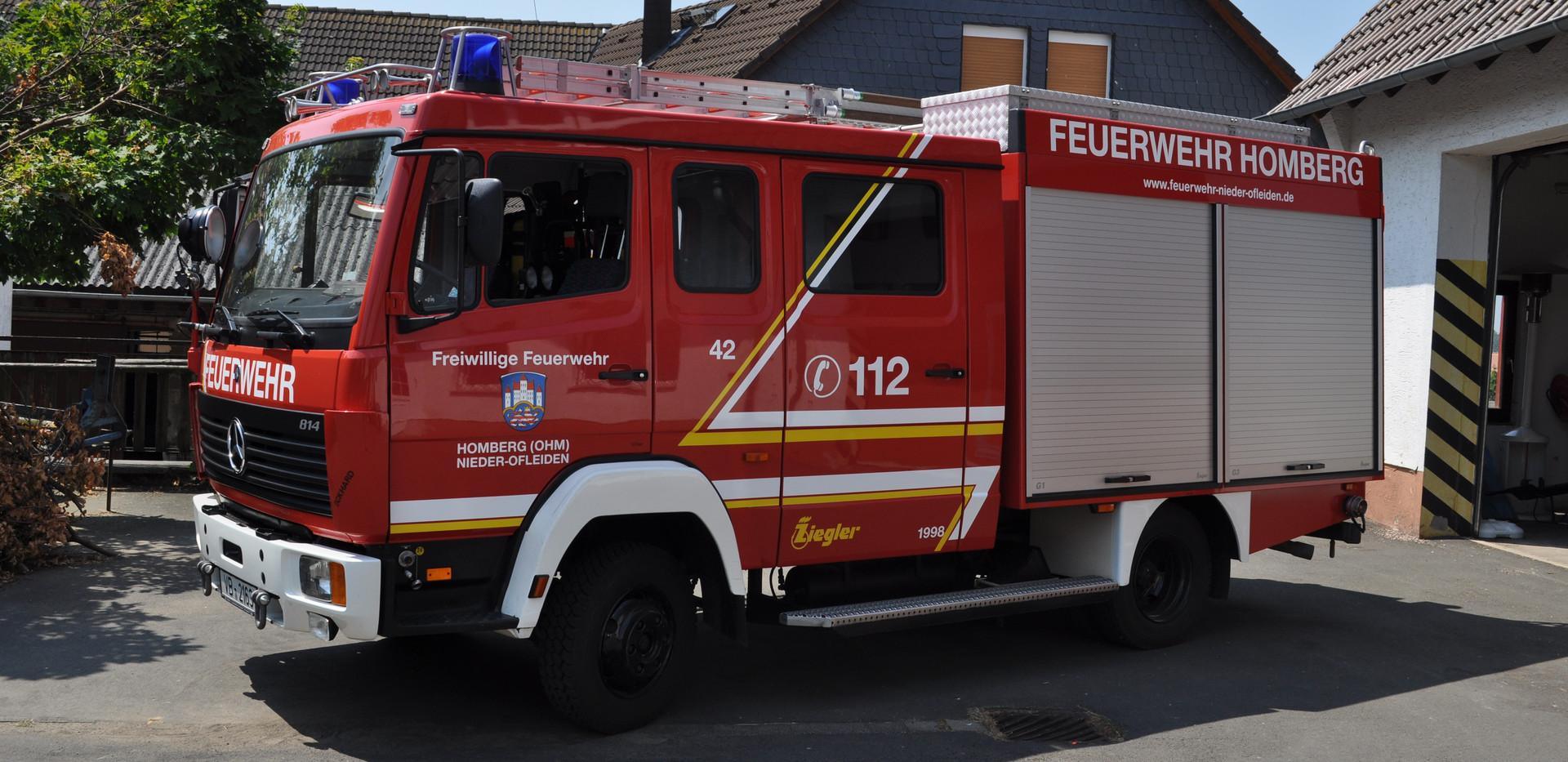 LF 8/6 Mercedes 814 F