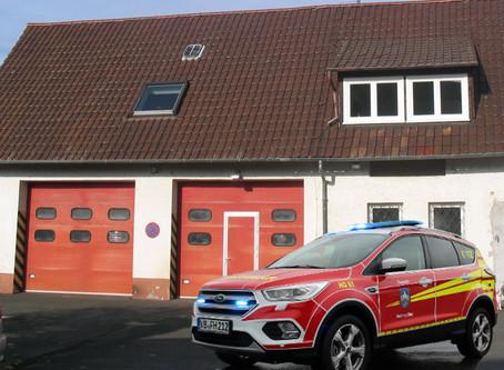 Neuer KdoW für Stadtbrandinspektor