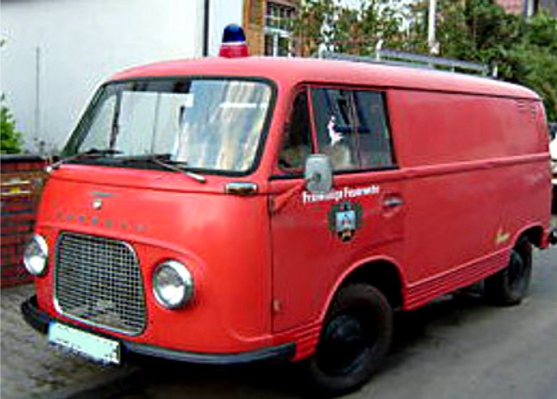 TSF/TR 1964 - 1975