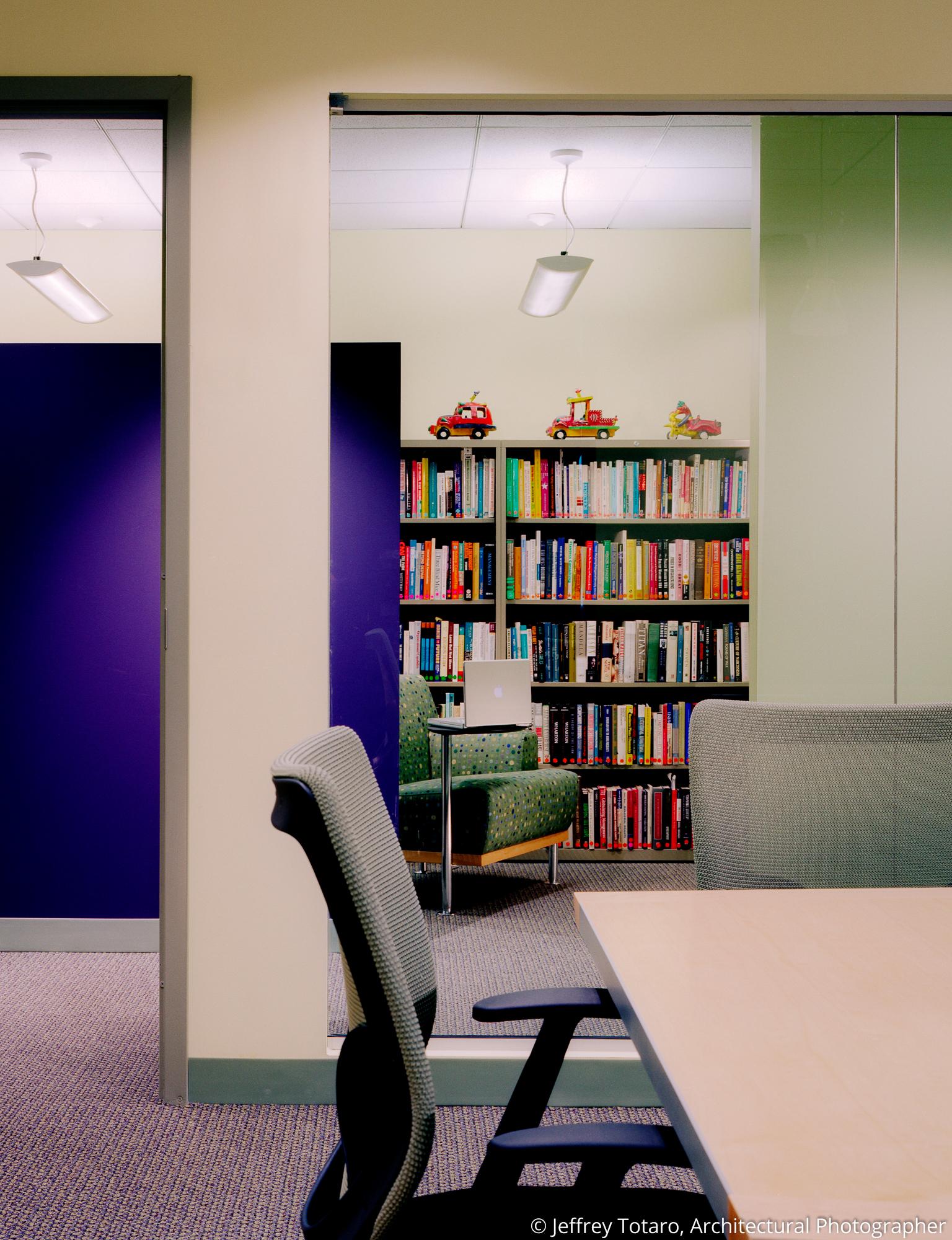 CFAR - Office Library