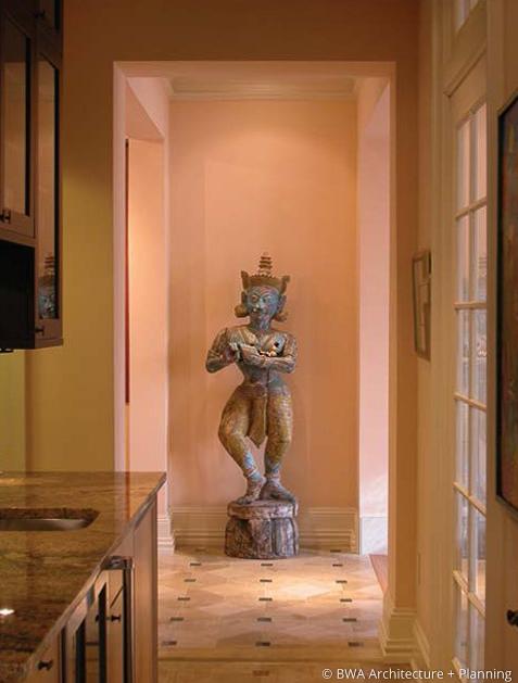 Connor Residence - Hallway