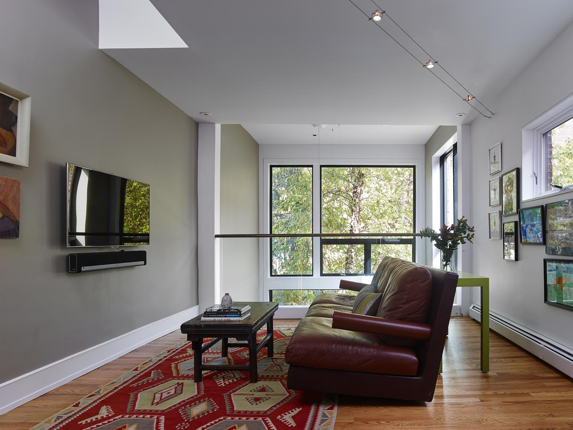 Pine Street - Family Room