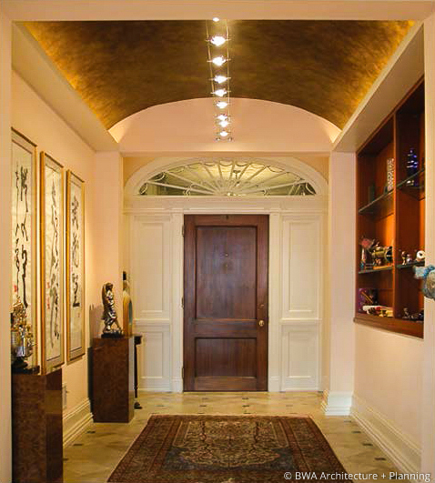 Connor Residence - Entryway