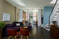 Pine Street - Living Room