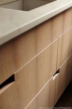 Pine Street - Master Bath Detail