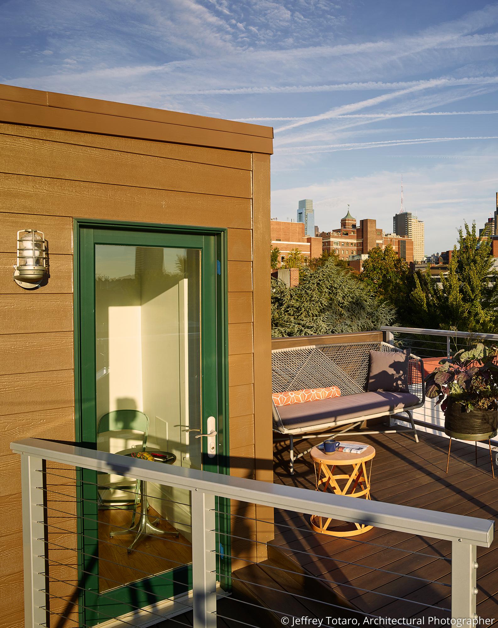 Pine Street - Roof