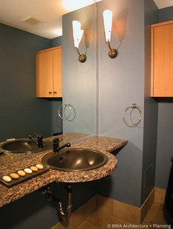 Connor Residence - Powder Room