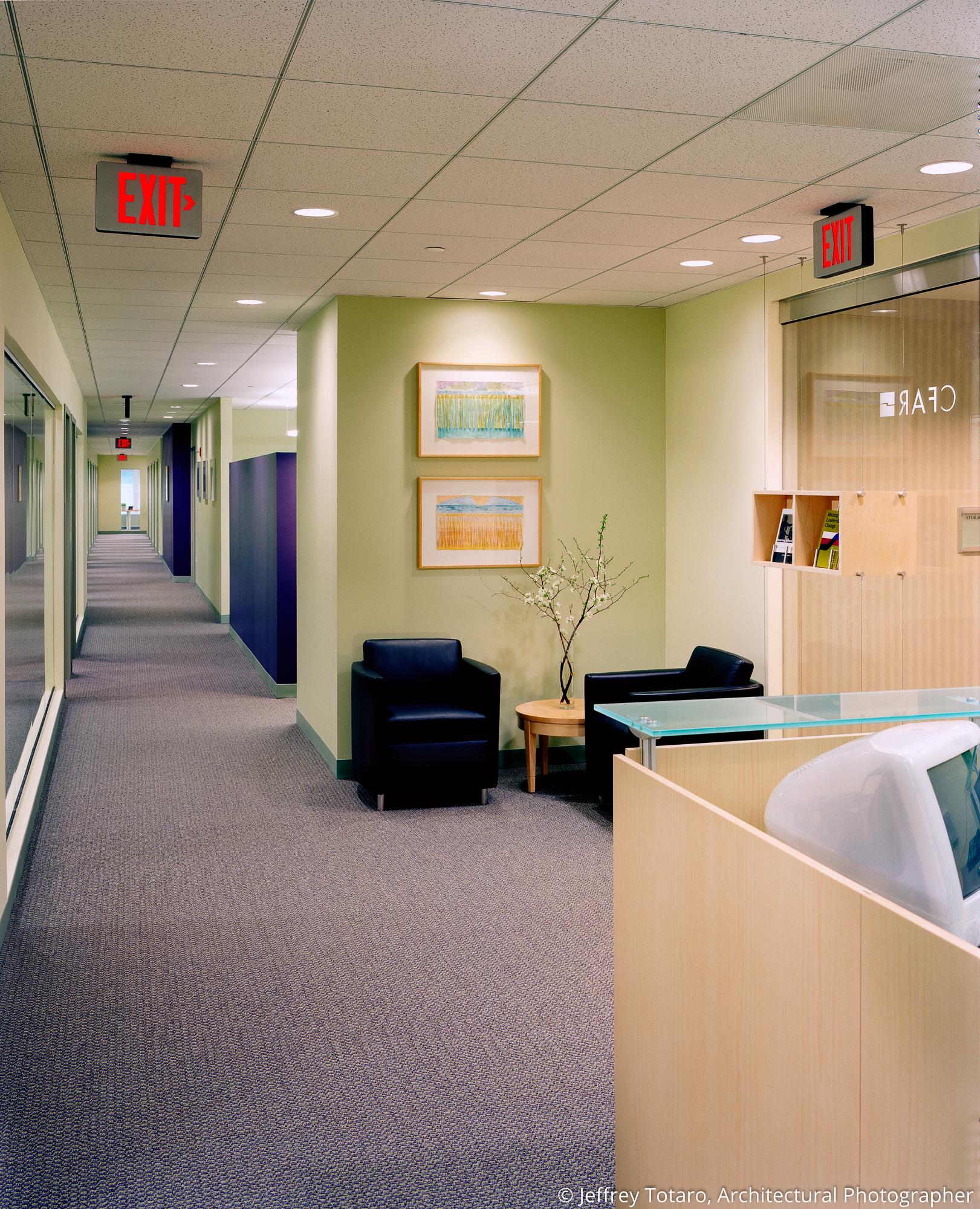 CFAR - Main Lobby