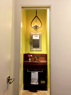 Pine Street - Powder Room