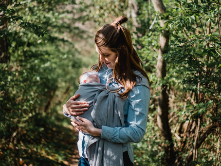 Feeling Pregnant After Adopting? You're Not Alone