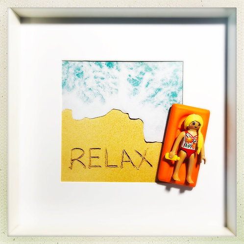 Relax ... take it easy !