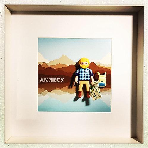 Rando à Annecy