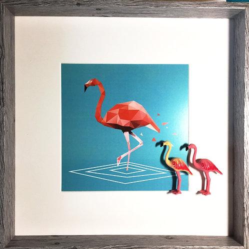 Flamingos Collection - 2