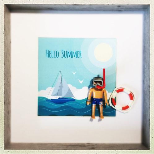 Un été à la mer