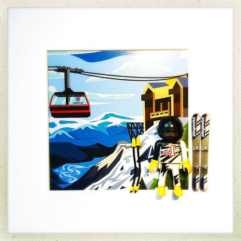 Sortie de ski