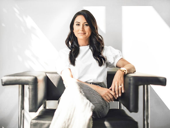 Owner of The Skin & Beauty Studio, Brina Brasure