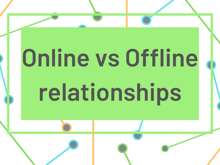 Generational Networking: Online vs Offline relationships
