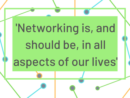 The Lost Art of Internal Networking