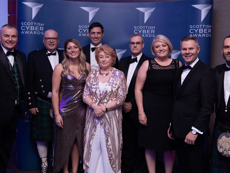 Judges Celebrate Scotland's Innovation and Export success in Cyber Resilience