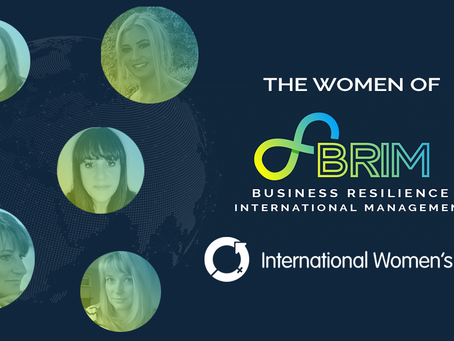 International Women's Day 2020 - The Women of BRIM