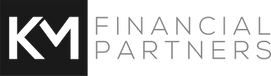 KM Financial Partners Logo