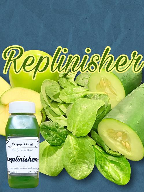Replinisher