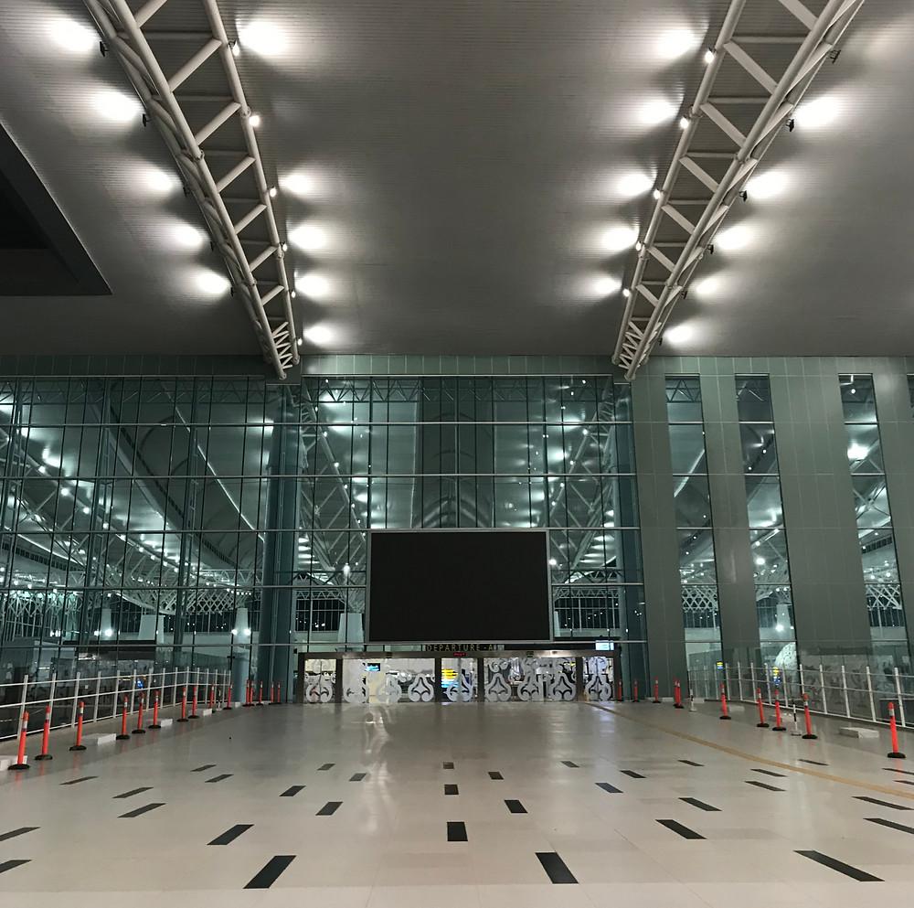Enterance Bandara Kertajati