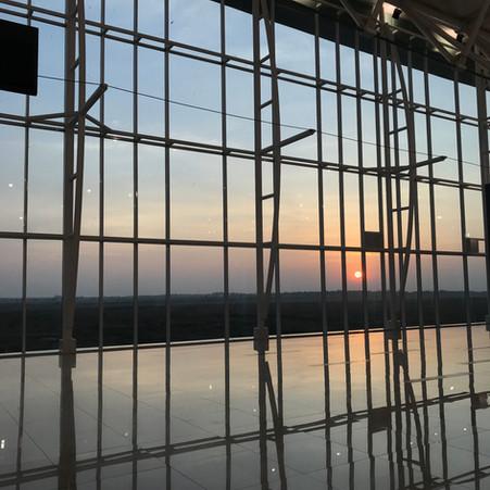 Kad bicara Arsitektur Bandara Kertajati