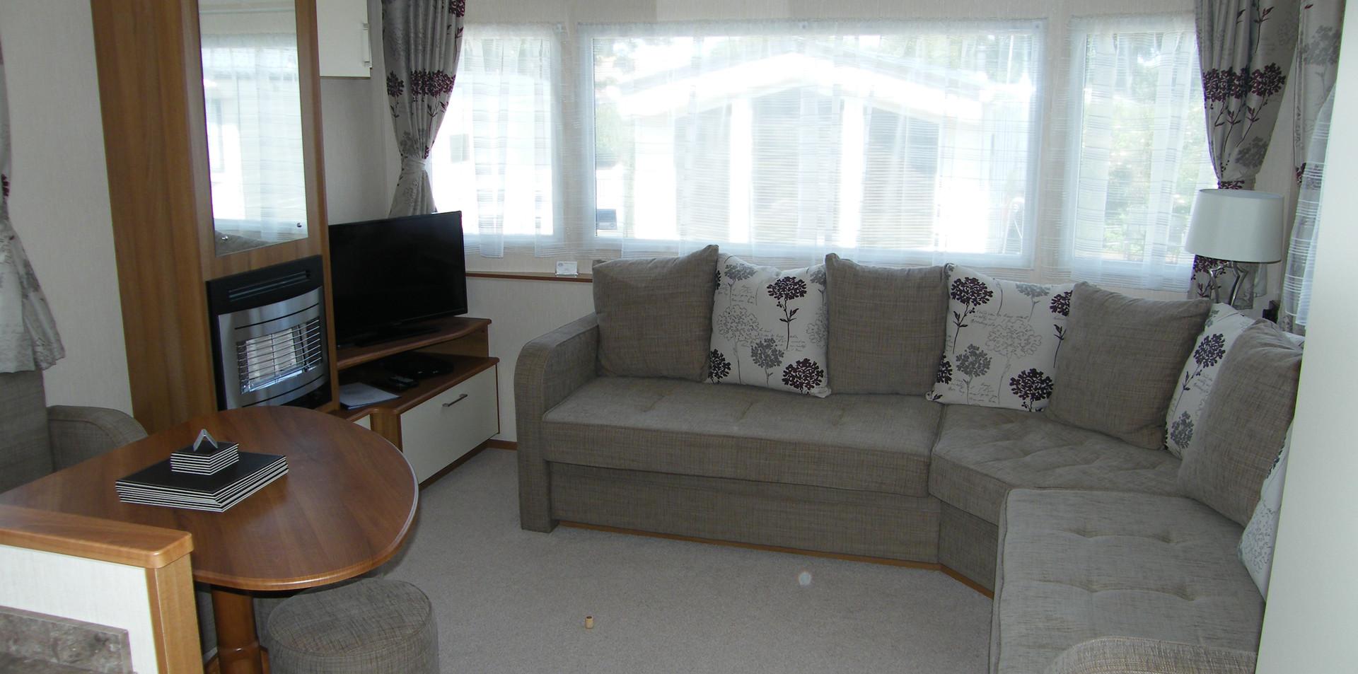 Main sitting area