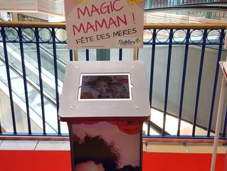 [BORNE] Le centre commercial La Batelière fête les mamans !