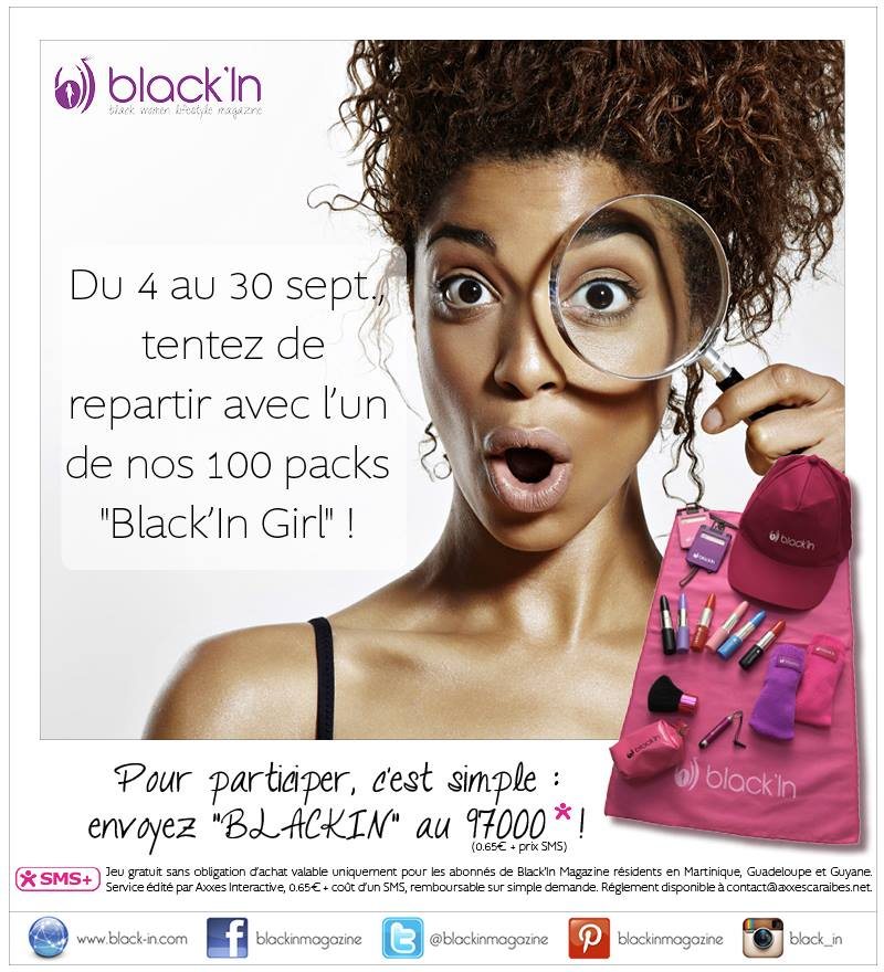 Jeu Black'In