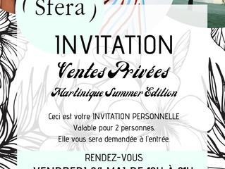 [OPÉRATION MARKETING] SFERA Galleria lance son Martinique Summer Edition pour la fête des mères