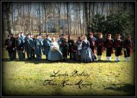 Lincoln Day at the Forbes House in Milton