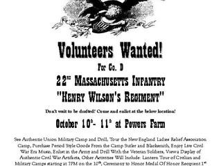 Powers Farm Encampment