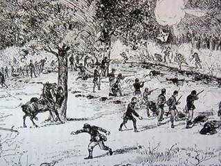 The Battle of Gaines Mill