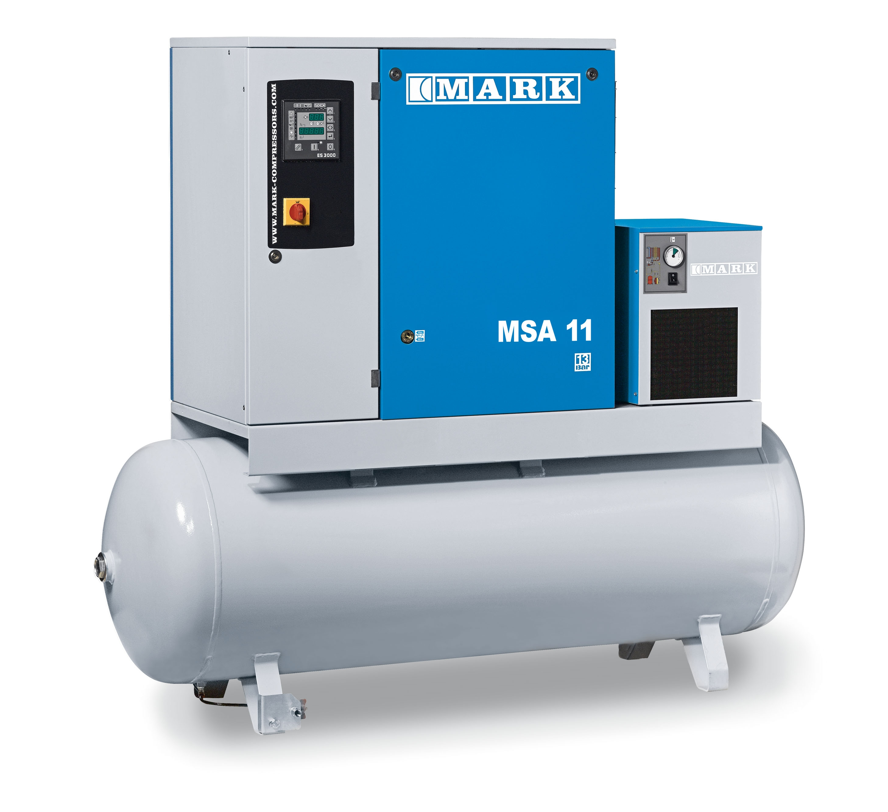 MSA 11 tank + dryer