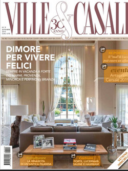 Progetto cucina | Ville&Casali 09/19