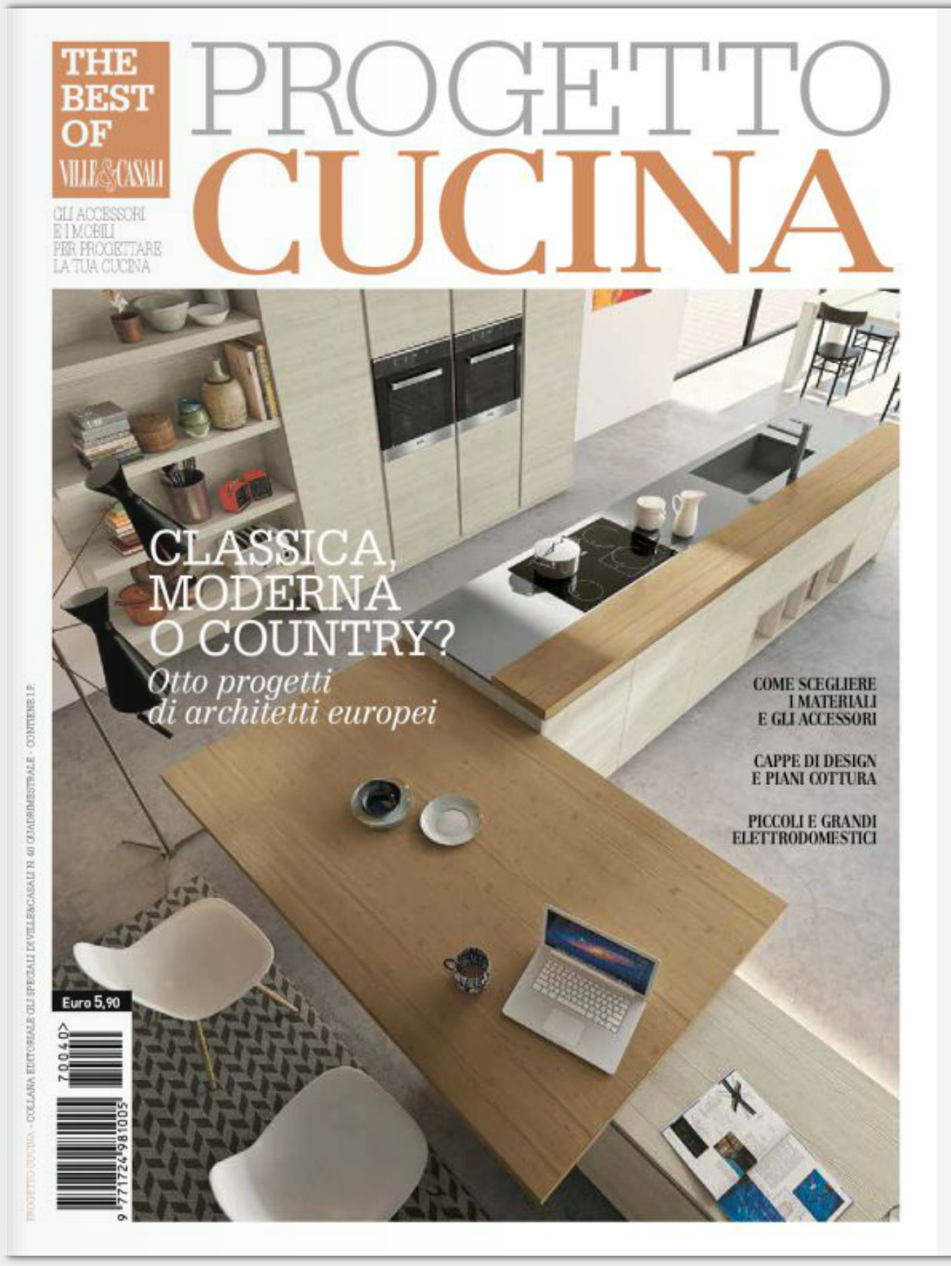 Progetto CUCINA | Ville&Casali Set