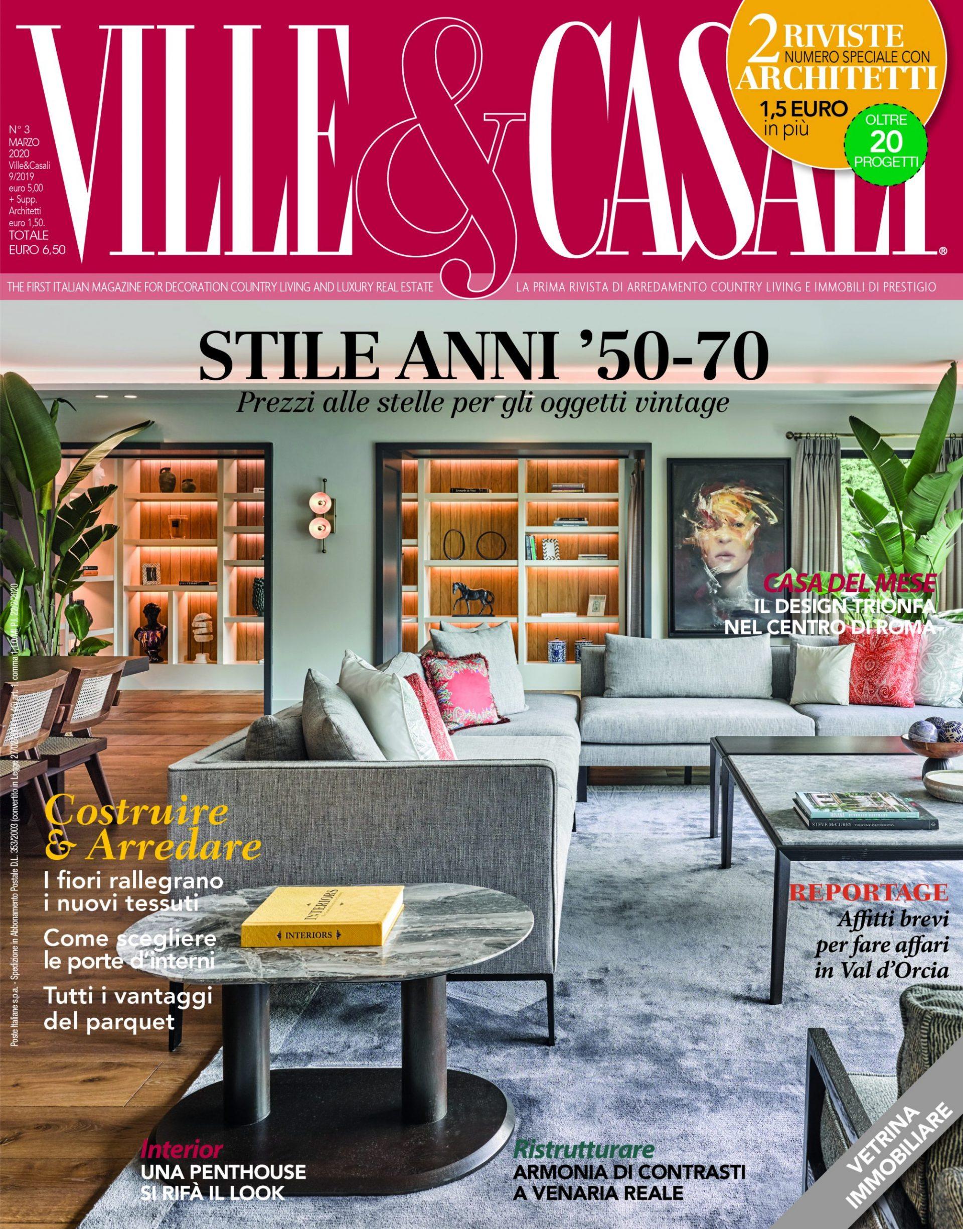 Ville&Casali 03/20 | Casa del mese