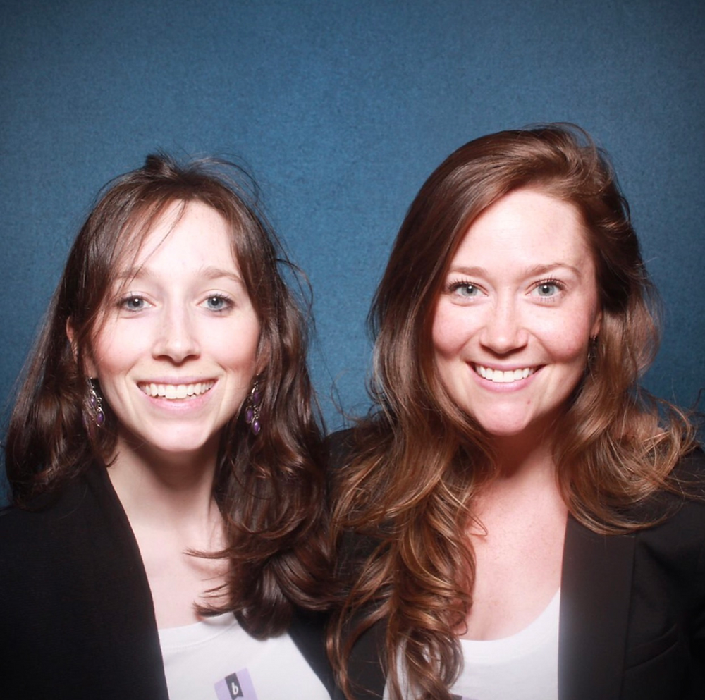 Sisters & Co-Founders of Bundle, Cassie & Jacklyn Collier