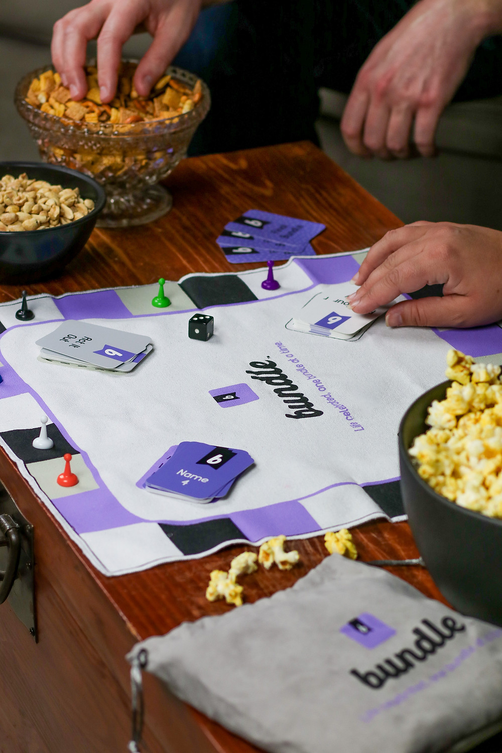 make your own board game The Bundle Game
