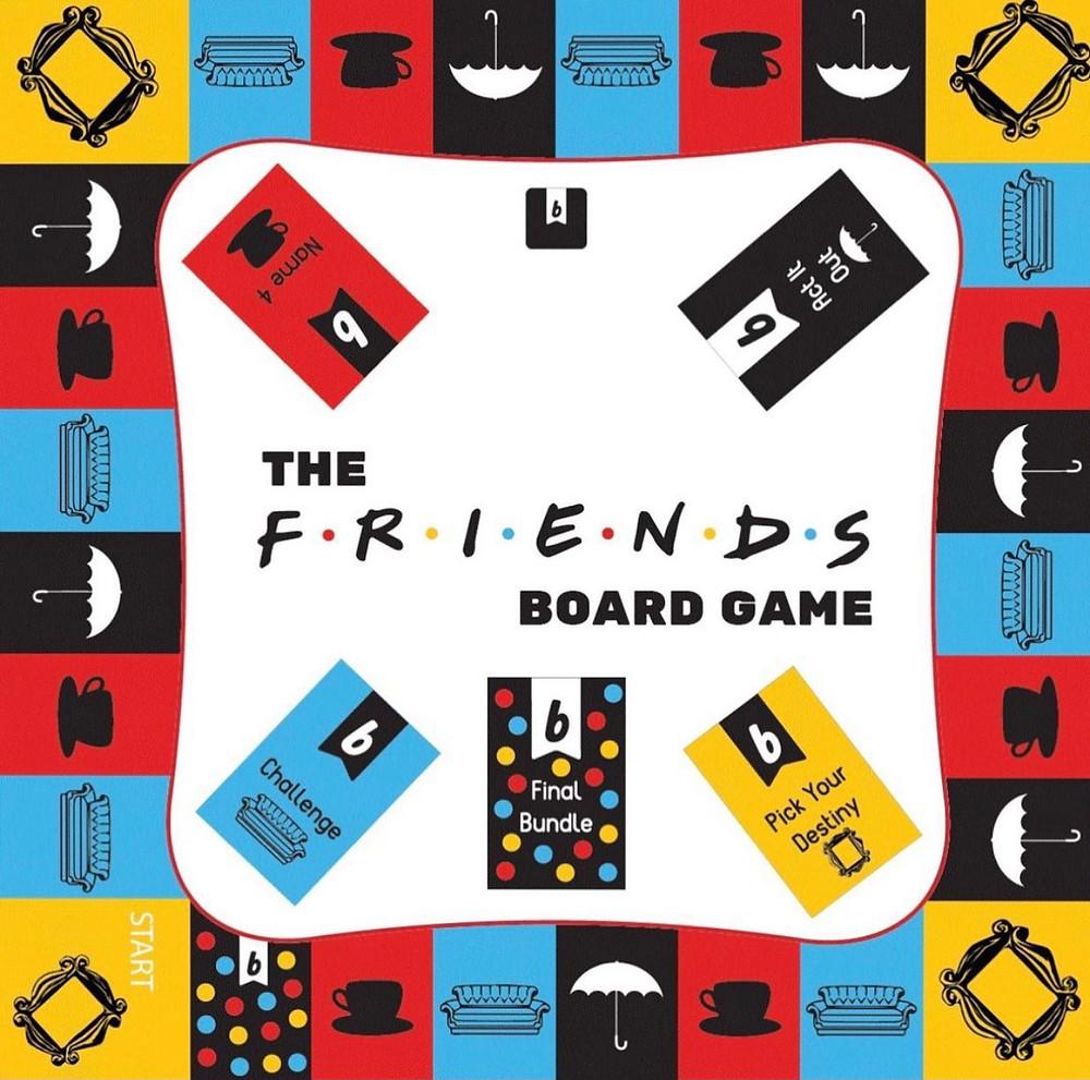 Friends Reunion HBO Max Friends games Bundle game