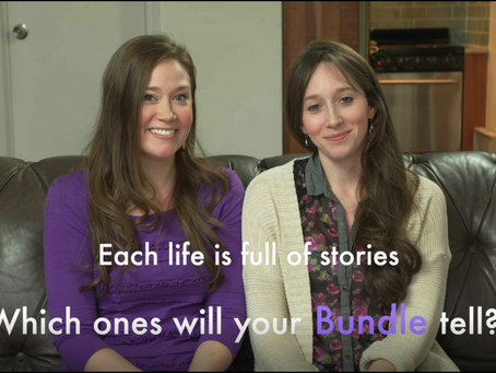 Our very first Bundle commercial!