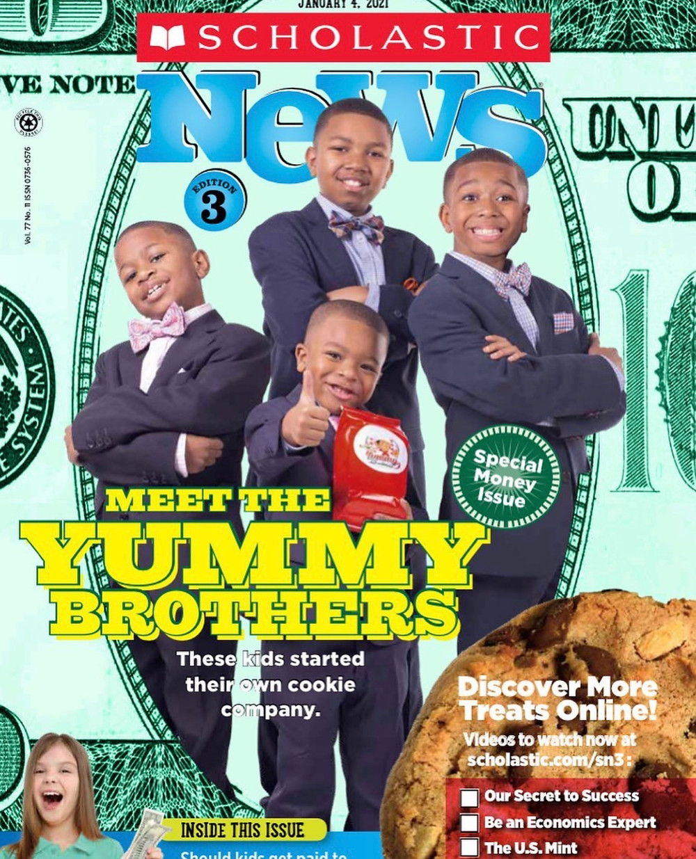 magazine covers family business special gifts perfect gifts the bundle